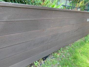 木部塗装工事 施行前