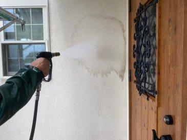2021/6/13 外壁高圧洗浄