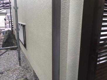 2021/6/23 雨樋ケレン作業